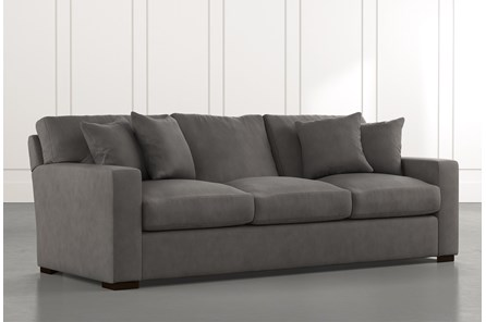 Mercer Foam II Dark Grey Sofa