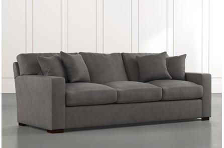 Mercer Foam II Dark Grey Sofa - Main
