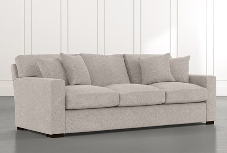 Mercer Foam II Light Grey Sofa