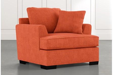 Burke Orange Chair