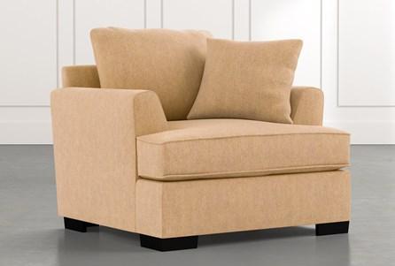 Burke Yellow Chair
