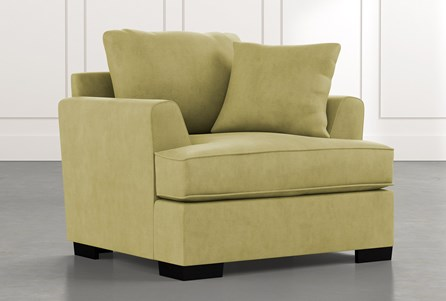Burke Green Chair