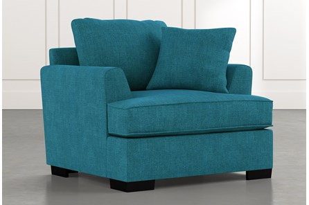 Burke Teal Chair