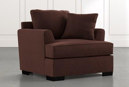 Burke Brown Chair