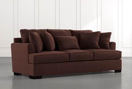 Burke Brown Sofa