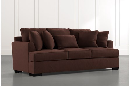 Burke Brown Sofa