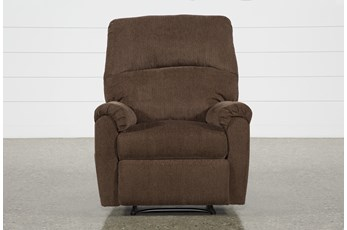Nerviano Chocolate Wallaway Recliner