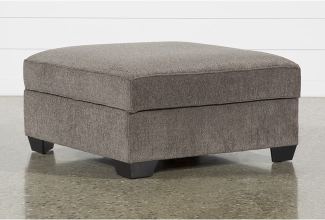 Devonwood Storage Cocktail Ottoman - 360