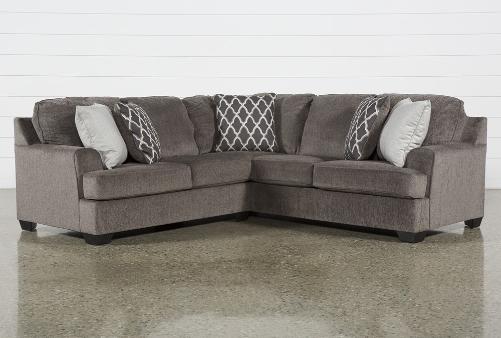 "Devonwood 2 Piece 102"" Sectional with Left Arm Facing Loveseat"