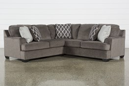 """Devonwood 2 Piece 102"""" Sectional with Left Arm Facing Loveseat"""
