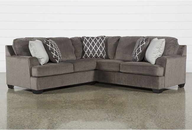 "Devonwood 2 Piece 102"" Sectional with Left Arm Facing Loveseat - 360"