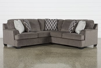 """Devonwood 2 Piece 102"""" Sectional with Right Arm Facing Loveseat"""