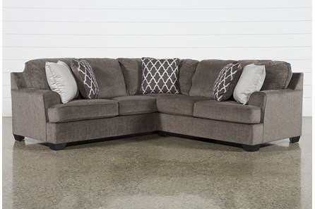 Devonwood 2 Piece Sectional with Right Arm Facing Loveseat