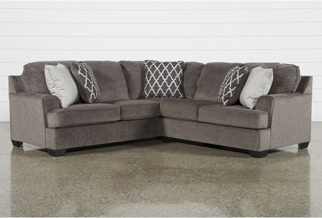 Devonwood 2 Piece Sectional with Right Arm Facing Loveseat - 360