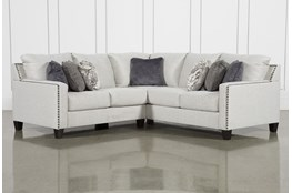 Chappell 2 Piece Sectional With Left Arm Facing Loveseat