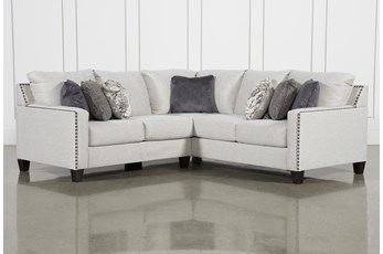 "Chappell 2 Piece 93"" Sectional With Left Arm Facing Loveseat"