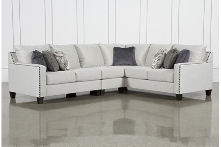 Chappell 3 Piece Sectional with Right Arm Facing Sofa