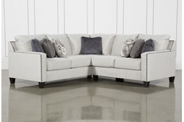 "Chappell 2 Piece 93"" Sectional With Right Arm Facing Loveseat"