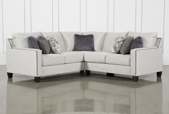 """Chappell 2 Piece 93"""" Sectional With Right Arm Facing Loveseat"""