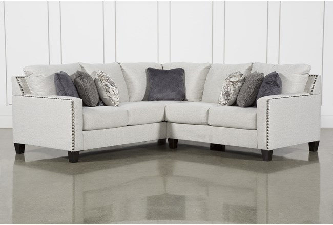 Chappell 2 Piece Sectional With Right Arm Facing Loveseat - 360