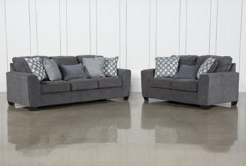 Banks 2 Piece Living Room Set With Queen Sleeper