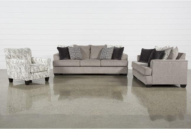 Bray 3 Piece Living Room Set - 360