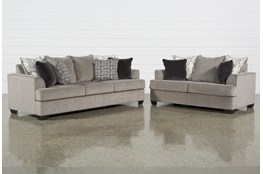 Bray 2 Piece Living Room Set With Queen Sleeper