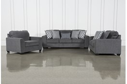 Banks 3 Piece Living Room Set