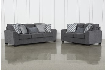Banks 2 Piece Living Room Set