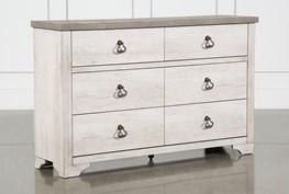 Cassie 6 Drawer Dresser