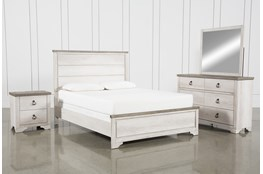 Cassie California King 4 Piece Bedroom Set