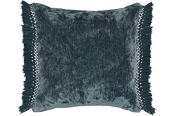 Accent Pillow-Juniper Chenille Fringe 20X20