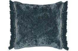 Accent Pillow-Juniper Chenille Fringe 20X20
