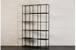 Medium Multi Shelf Bookcase