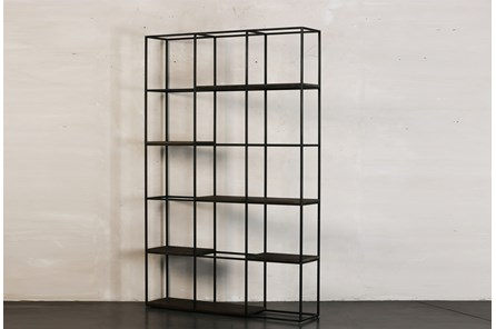 Medium Multi Shelf Bookcase