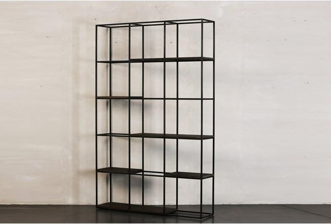 Medium Multi Shelf Bookcase - 360
