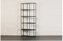 Small Multi Shelf Bookcase