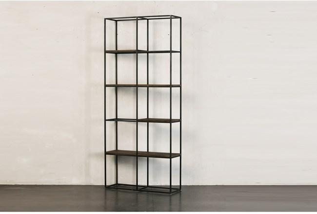 Small Multi Shelf Bookcase - 360