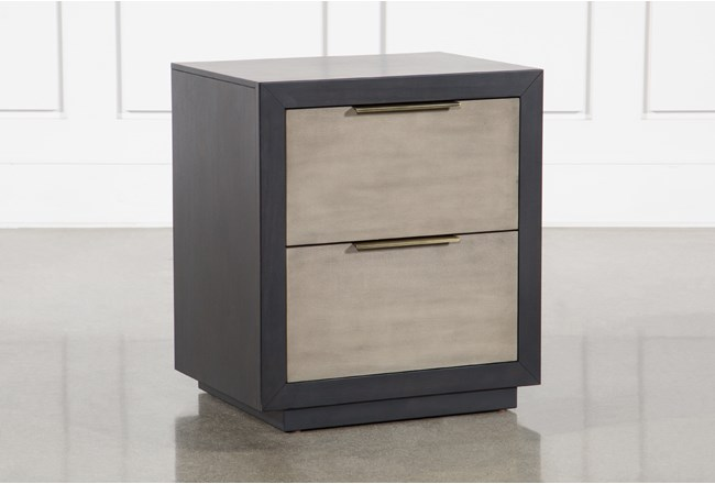 "Bayliss 27"" Nightstand - 360"