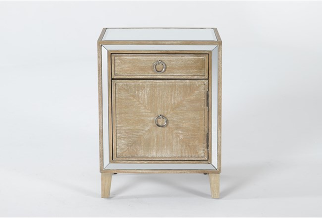 Chelsea Chairside Table - 360