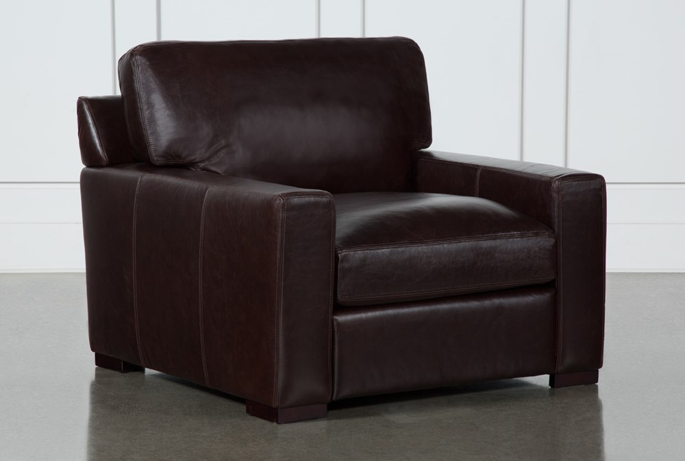 Stout Leather Chair