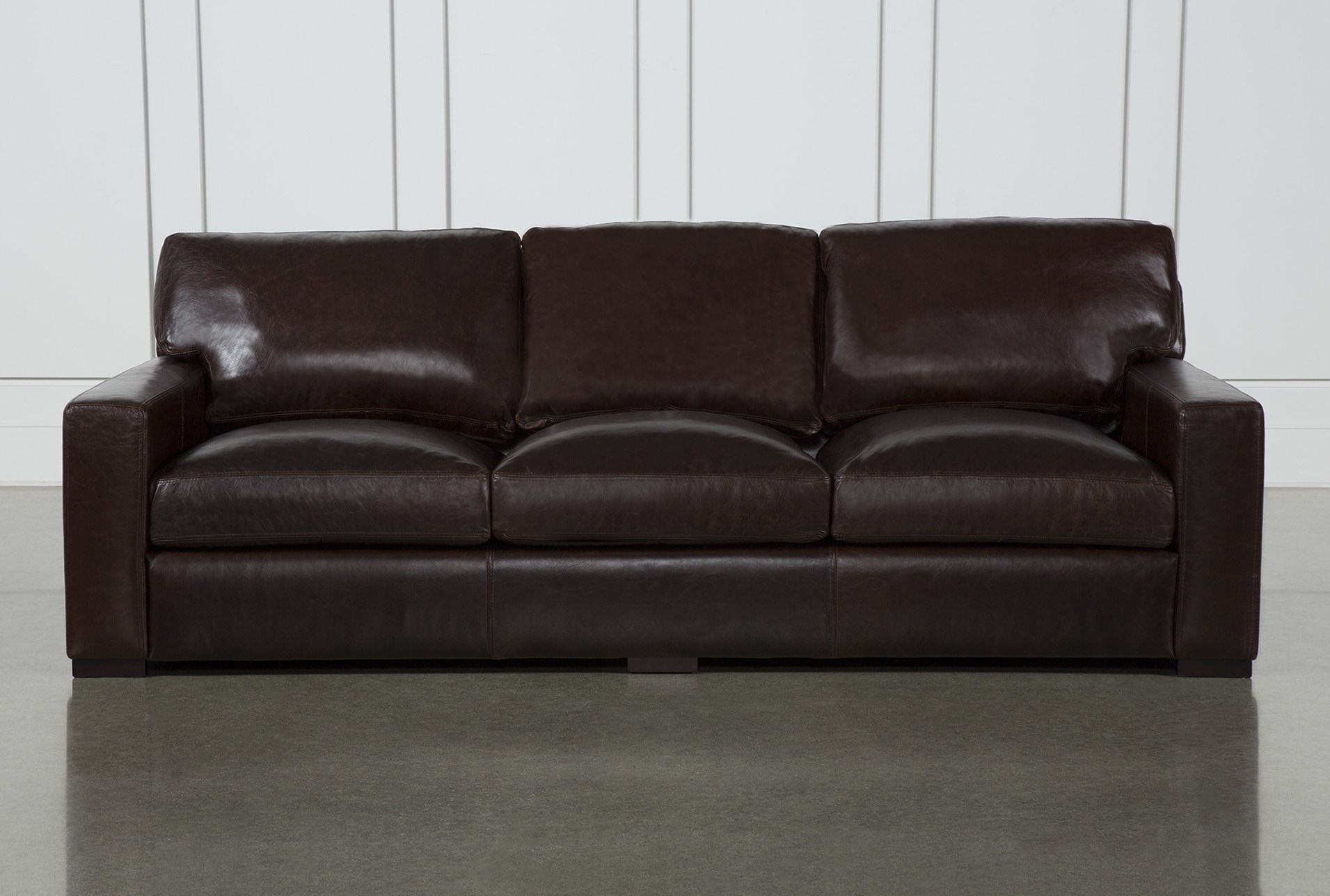 Stout Leather Sofa