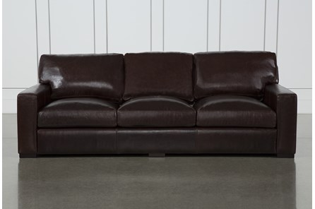Stout Leather Sofa - Main