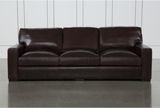 Stout Leather Sofa - 360
