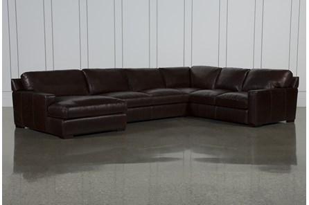 Stout 3 Piece Sectional With Left Arm Facing Chaise