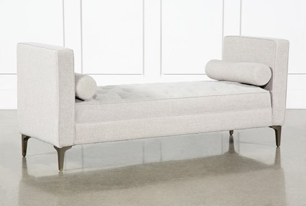 Kelly Lunar Settee By Nate Berkus And Jeremiah Brent