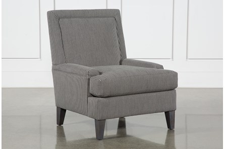 Laurel Jet Accent Chair By Nate Berkus And Jeremiah Brent