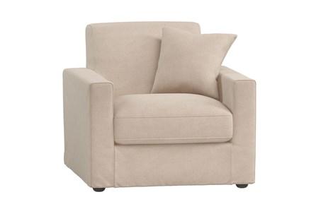 Magnolia Home Bower Pressman Parchment Chair By Joanna Gaines