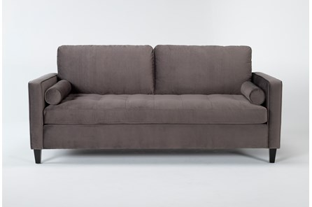 Magnolia Home Sinclair Luxe Fog Sofa By Joanna Gaines - Main