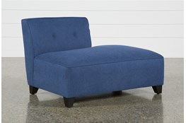 Benton II Right Arm Facing Bumper Chaise